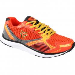 Juniorská tréningová obuv LANCAST Boston Jr orange/yellow