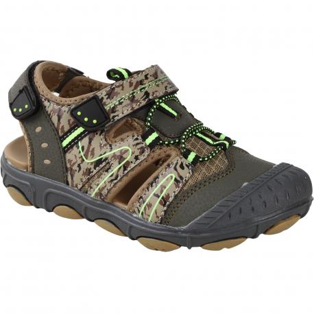 Chlapčenská módna obuv AUTHORITY KIDS-Soldier K