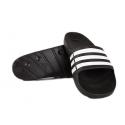 Pánska plážová obuv ADIDAS CORE-Duramo Slide black - Pánska plážová obuv značky adidas vyrobená z kvalitného syntetického materiálu.