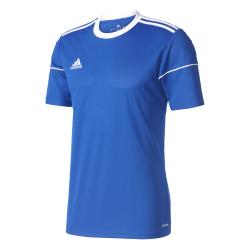 Pánsky futbalový dres s krátkym rukávom ADIDAS-SQUAD 17 JSY SS BOBLUE