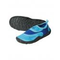Obuv do vody AQUALUNG-BEACHWALKER KID blue - Flexibilná neoprénová obuv značky Aqualung.
