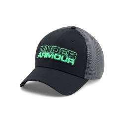 UNDER ARMOUR-Men Cap Black/Green
