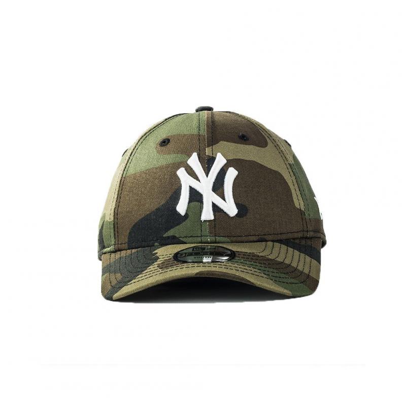 d185e31cda7 Detská šiltovka NEW ERA-SS17 940 MLB LEAGUE ESSENTIAL NY Yankees WOODLAND  CA - Juniorská