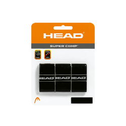 Vrchná omotávka HEAD-Super Comp BLACK
