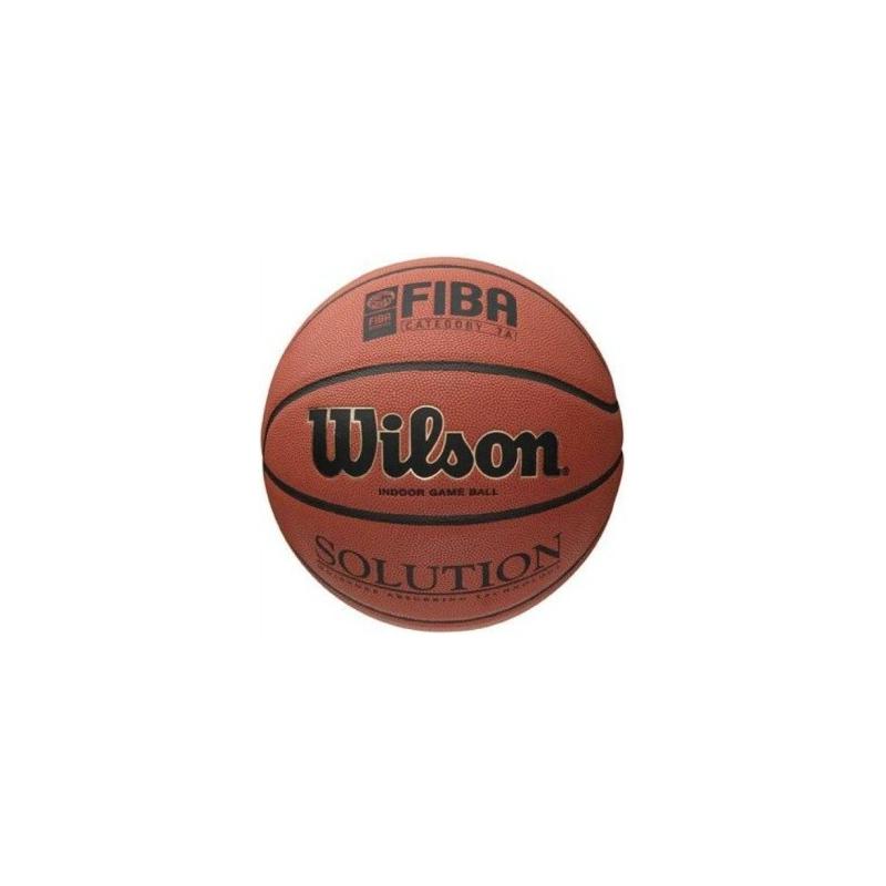 10ae9d740bd16 Basketbalová lopta WILSON-SOLUTION BBALL -