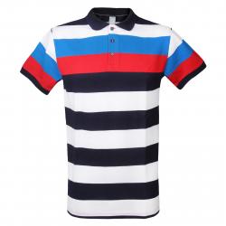 Pánske polo tričko s krátkym rukávom AUTHORITY-ELDER red 75674369a14