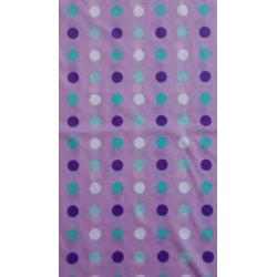 TEIDE MF Šatka  lilac/ dark violet