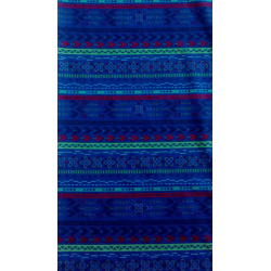 Dámska multifunkčná šatka TEIDE lilac/ medium blue