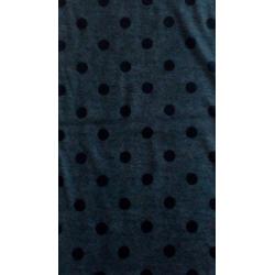 Multifunkčná šatka TEIDE silver/ black
