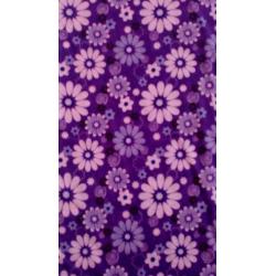 TEIDE MF Šatka  purple/ pastel violet