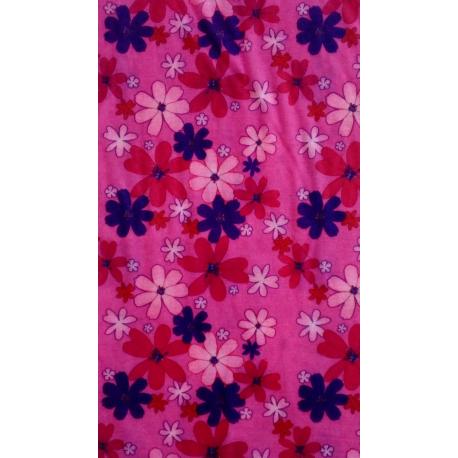Dámska multifunkčná šatka TEIDE MF Šatka wild rose/ carmine red - Praktická multifunkčná šatka značky Teide vtvare tubusu je vyrobená zpolyesterového vlákna.