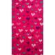 TEIDE MF Šatka  rose pink/ flash - Praktická multifunkčná šatka značky Teide vtvare tubusu je vyrobená zpolyesterového vlákna.