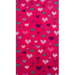 Dámska multifunkčná šatka TEIDE rose pink/ flash