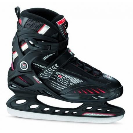 FILA SKATES-PRIMO ICE BLACK/RED - Pánske ľadové korčule značky Fila.