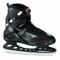 FILA SKATES-PRIMO ICE BLACK/RED
