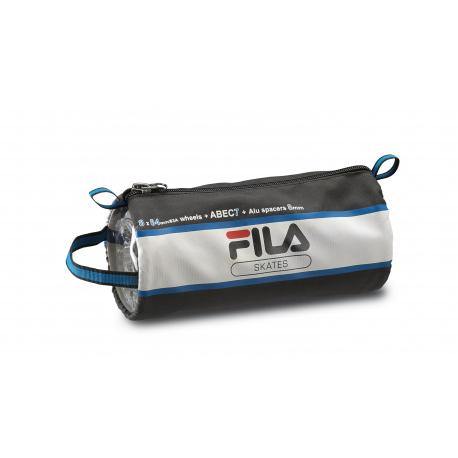Kolieska, ložiská a vymedzovač inline FILA SKATES-WHEELS 84MM/83A+A7+AS8MM - Kolieska značky Fila skates na inline korčule.