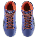 Juniorská rekreačná obuv REEBOK-REEBOK ROYAL COMP 2 NAVY/LILAC/GUAVA - Juniorské tenisky značky Reebok.