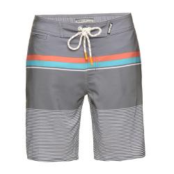 Pánske plavky REHALL-RUSH-R Mens Swimshort-Grey