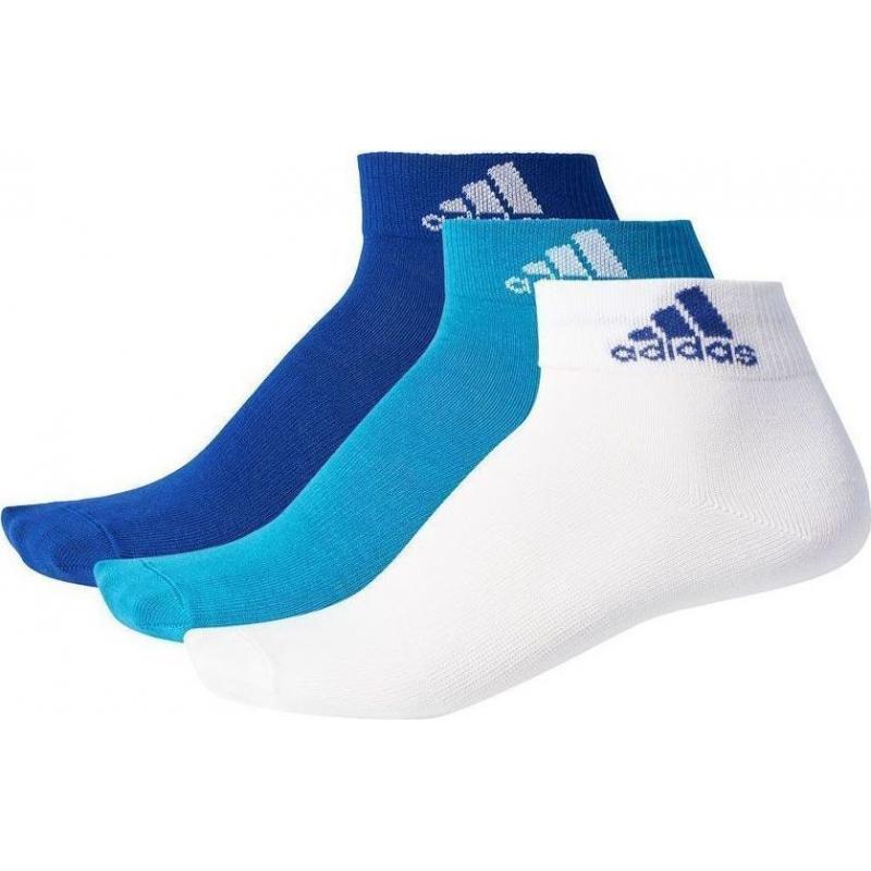 d9e41e89f50 Športové ponožky ADIDAS-PER ANKLE T 3 PAR MIX UNISEX - Členkové ponožky  značky adidas
