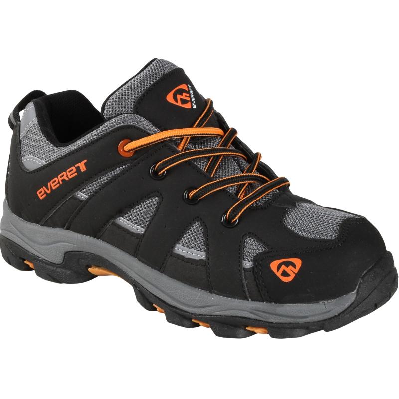 Juniorská turistická obuv nízka EVERETT-Mion - Juniorská trekingová obuv značky Everett.