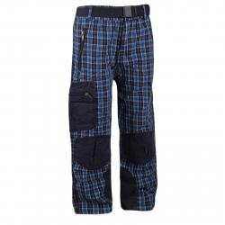 Detské turistické nohavice AUTHORITY-TREKONY B blue
