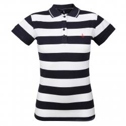 e366c131b42 Dámske polo tričko s krátkym rukávom AUTHORITY-EMMILY dk blue
