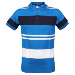 Pánske polo tričko s krátkym rukávom AUTHORITY-ELDERNO blue