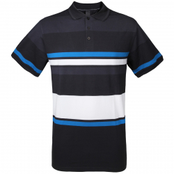Pánske polo tričko s krátkym rukávom AUTHORITY-ELDON grey