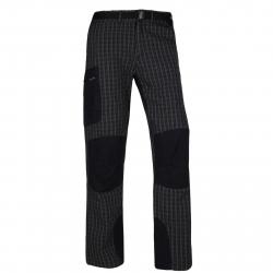 Pánske turistické nohavice AUTHORITY-TREKKEON L black