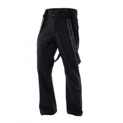 Pánske lyžiarske nohavice NORTHFINDER-HIPOLIT-Black