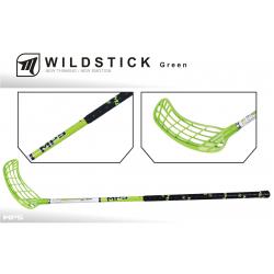 Florbalová hokejka MPS WILDSTICK Green L