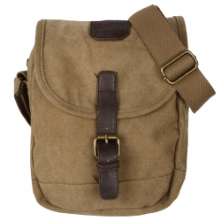 Malá taška cez rameno AUTHORITY-Canvy org Khaki