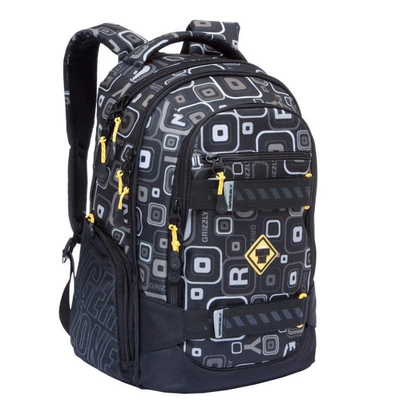 e8188a8b87 Ruksak GRIZZLY-RU-602-1 11 Batoh - Školský batoh značky Grizzly
