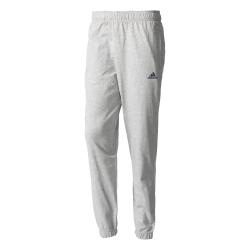 Pánske teplákové nohavice ADIDAS-ESS T PANT SJ-Grey light