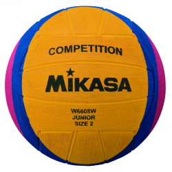 Volejbalová lopta MIKASA W6608W watter polo veľ. 2