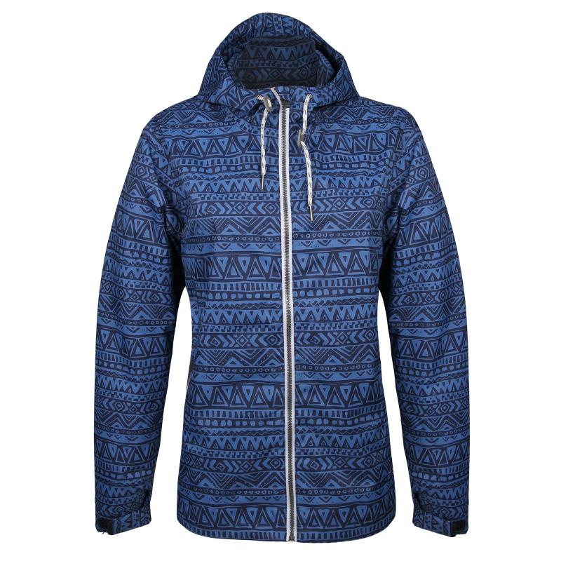 Dámska turistická bunda AUTHORITY-PRO WINDY W blue - Dámska turistická bunda značky Authority určená na jarné a jesenné obdobie.