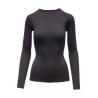 THERMOWAVE-PROGRESSIVE-Women-L-sleeve-Black