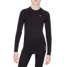 THERMOWAVE-JUNIOR ACTIVE-Junior-L-sleeve-Black
