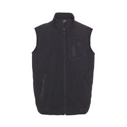 Pánska turistická vesta BERG OUTDOOR-ASSAM-MEN-Black