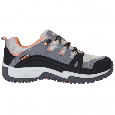 BERG OUTDOOR-BOBAK WM RO OD CORAL - Dámska trekkingová obuv značky Berg Outdoor v modernom dizajne.