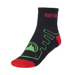 Bežecké ponožky BERG OUTDOOR-Running TR3251802 BLACK