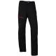 Pánske turistické nohavice NORTHFINDER-GAGE S-blackred - Pánske trekingové 1-vrstvové nohavice disponujú vysokou vodeodolnosťou a elasticitou materiálu.