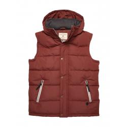 Pánska vesta VOLCANO-V-CLIN-Red