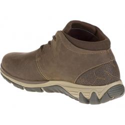 Pánska vychádzková obuv MERRELL-ALL OUT BLAZER CHUKKA clay