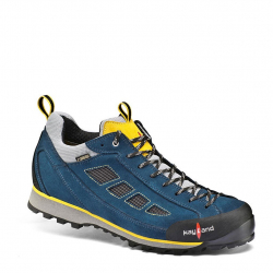 Pánska turistická obuv nízka KAYLAND SPYDER LOW GTX COBALT (E)