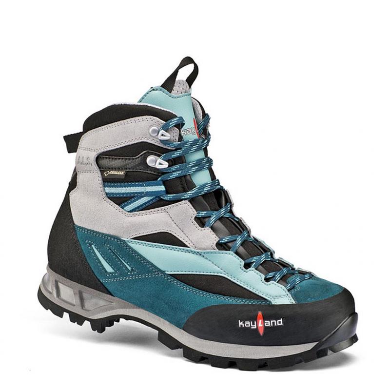 Dámska turistická obuv vysoká KAYLAND TITAN K GTX WS CIMENT ACQUA (E) -  Moderná e88b524efbb