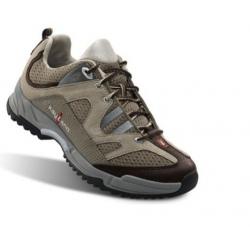 Pánska turistická obuv nízka KAYLAND CROSSER MESH TAUPE/CASTLE WALL (E)