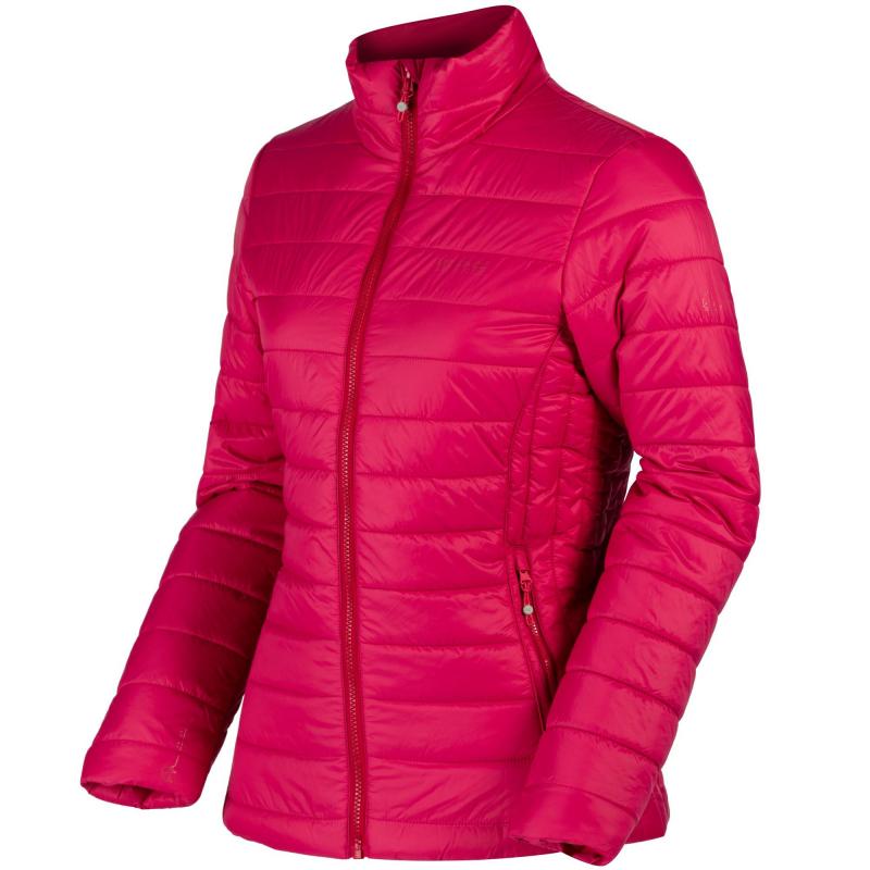 de80bf95d Dámska turistická bunda REGATTA-Wmns Icebound II red - Dámska bunda značky  Regatta vyrobená z