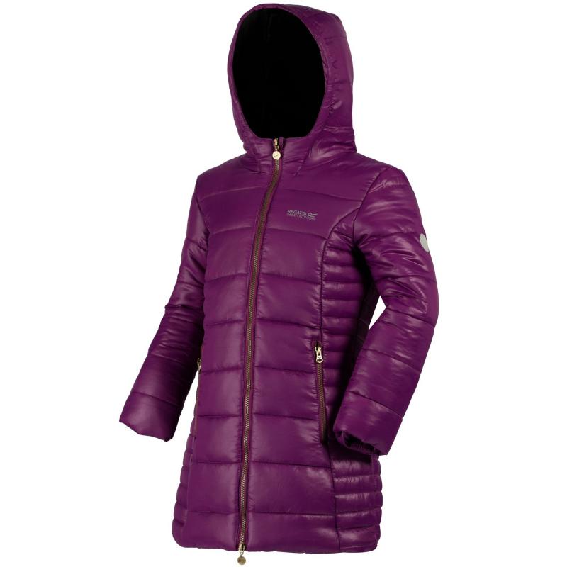 946b26f77939 Dievčenská bunda REGATTA-Berryhill - Dievčenská bunda značky Regatta v  modernom dizajne.