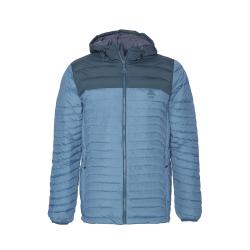 Pánska turistická bunda BERG OUTDOOR-KALANI-MEN-Blue dark